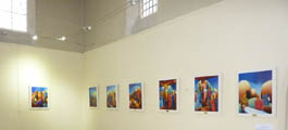 Sacred Space Gallery, St. John's Church, Notting Hill - Easter 2014